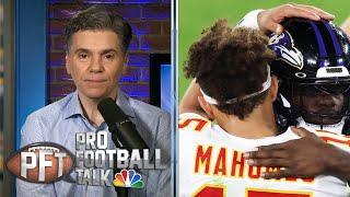 Chiefs bring fight to Ravens in impressive win | Pro Football Talk | NBC Sports