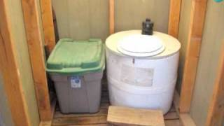 Diy Composting Toilet Part 1