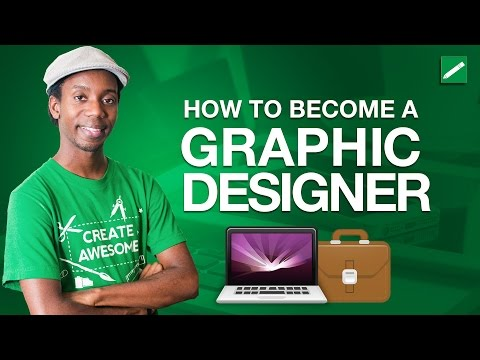 How To Become a Graphic Designer in 2016