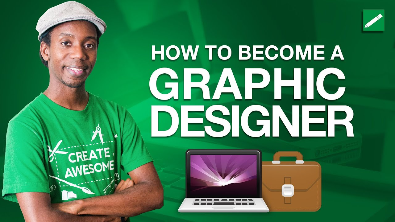 Charmant How To Become A Graphic Designer In 2016   YouTube