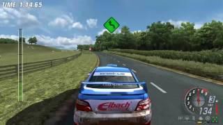 TOCA Race Driver 3 - Group N Rally UK SS1 w/ Subaru Impreza