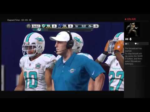NFL Dolphins Vs Cowboys Super Bowl LI