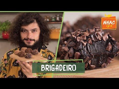 Brigadeiro SEM leite condensado: como fazer doce IRRESISTÍVEL  Mohamad Hindi  Deixa Eu Provar