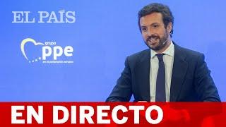 DIRECTO #PP | CASADO clausura un foro sobre el reto demográfico