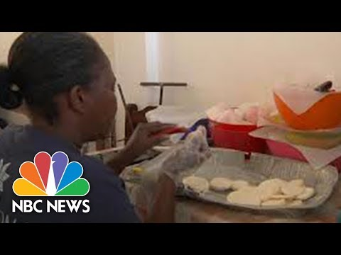Recycled Soap Is Fighting Cholera In Haiti and Empowering Women | NBC News