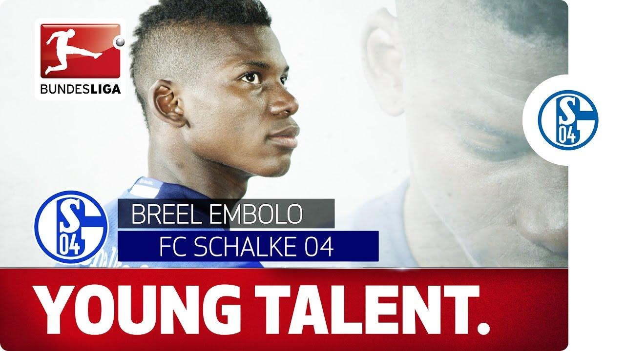 Download Schalke's Rising Star Breel Embolo