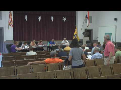 Town of Rhinebeck planning board a 071717