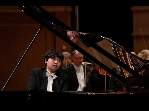RYOMA TAKAGI: Sergei Rachmaninov, Piano Concerto No. 2 in C minor, Op. 18 in Grieg Competition 2018