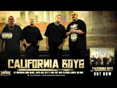 Charlie Row Campo - They Pimpin - From California Boys - Urban Kings