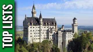 Top 10 Castles From Around the World