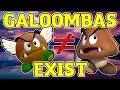 Galoombas Exist - The History of the Galoomba - Super Mario Bros.