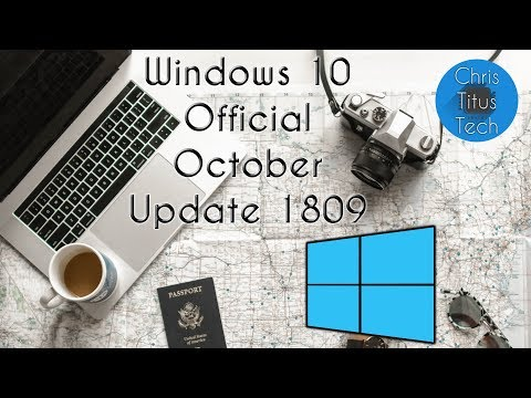 Windows 10 | 1809 Official Release | Features and Changes