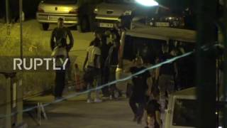 France  150 refugees intercepted as they attempt cross Italian French border