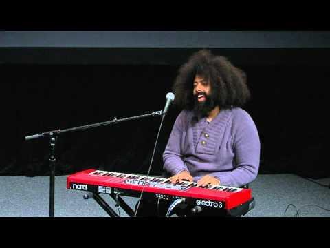 Reggie Watts: Humor in music