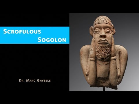 Scrofulous Sogolon — An X-Ray Scan of the Sunjata Epic