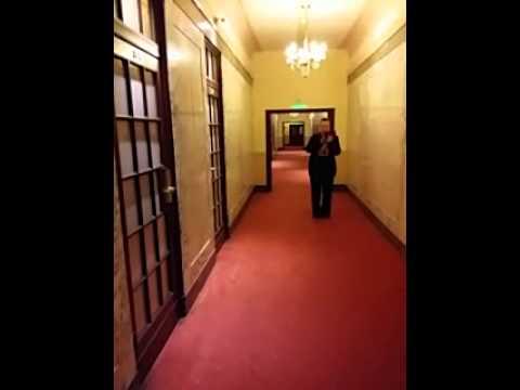 Ghost Hunting 3rd Floor of Adelphi Hotel Liverpool