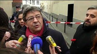 Jean-Luc Mélenchon sur l'attentat de Charlie Hebdo :