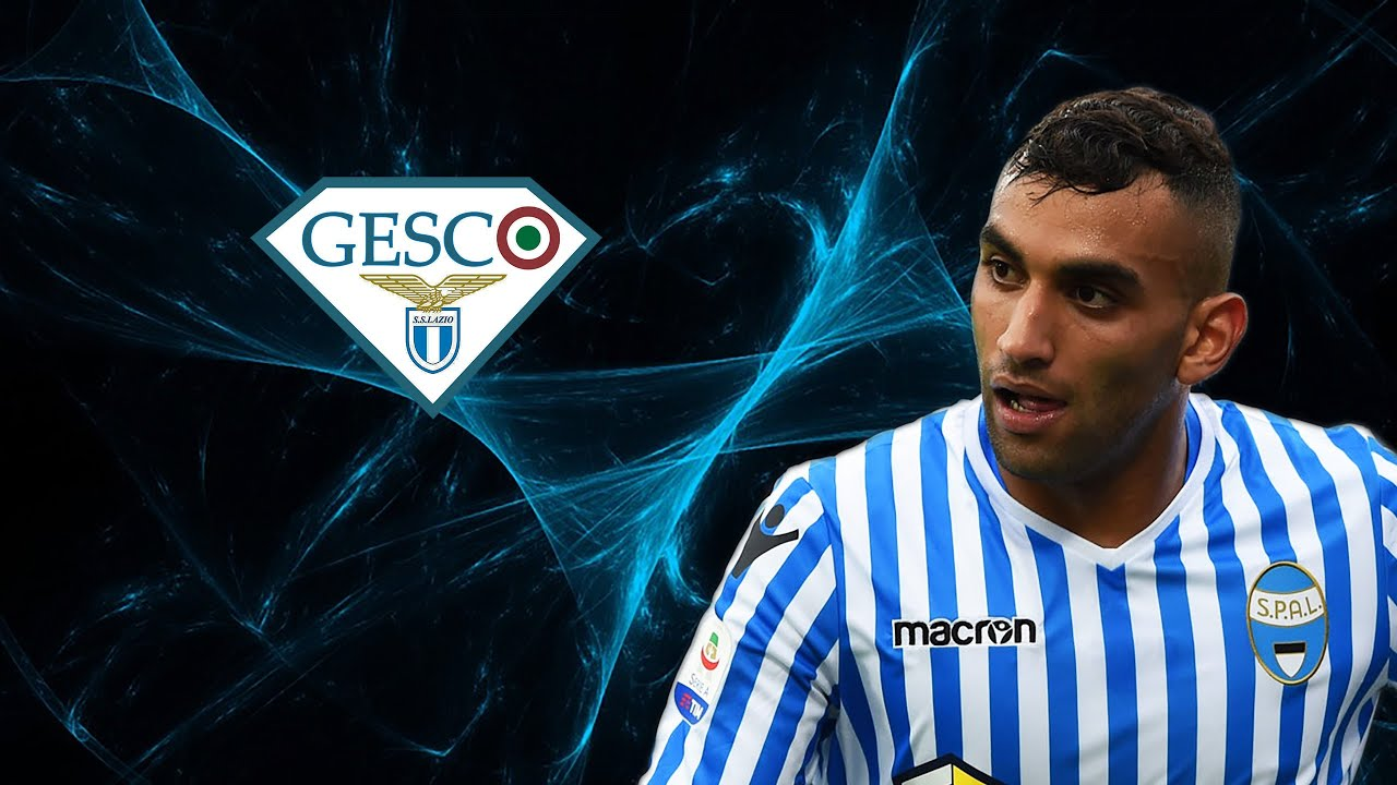 Mohamed Fares - Welcome to S.S.Lazio - YouTube