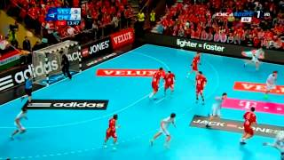 Dmitry Zhitnikov (Skills and power against MKB Veszprem)