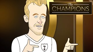 The Champions Extra: The Best of Harry Kane