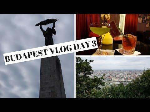 BUDAPEST HUNGARY VLOG DAY 3 TRAVEL GUIDE