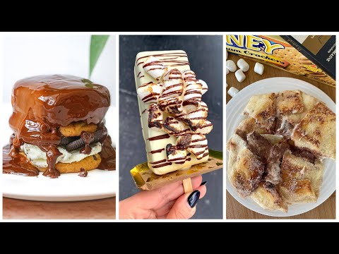 AWESOME FOOD VIDEOS | SATISFYING DESSERT 😋🍨😋🍦🍫🍧