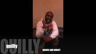QUILLY HAINES AND MONEY  MJ VIBES LIVE STUDIO PERFORMANCE