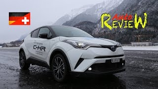 2017 Toyota C-HR 1.8l Hybrid e-CVT Style | AutoReview | Episode 75 [DE]