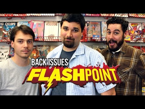 DC FLASHPOINT | Back Issues
