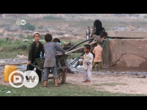 Afghan refugees in Pakistan | DW English