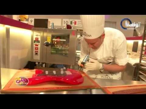 7alli M3ana - episode 56 Coupe du Monde de la Pâtisserie à Lyon France - TunisnaTV