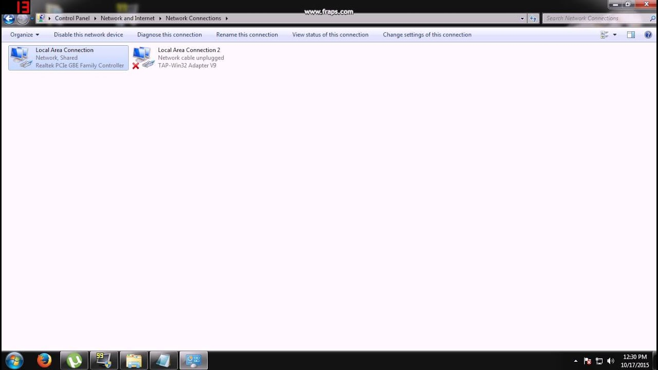 How To Fix Unidentified Network On Windows 7 - YouTube
