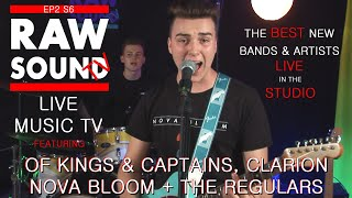 LIVE MUSIC TV Best New Bands and Artists Episode 2 Series 6 RawSound TV
