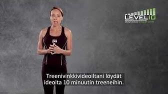 Herbalife Level 10 – tietoa rasvaprosentin pienentämisestä