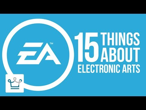 15 Things You Didn't Know About ELECTRONIC ARTS