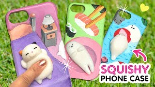 Video DIY VIRAL SQUISHY PHONE CASES!!! DIY Kawaii Phone Case Crafts & Hacks download MP3, 3GP, MP4, WEBM, AVI, FLV November 2017