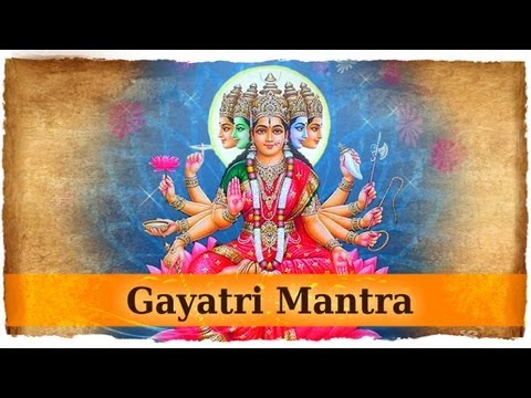 Gayatri Mantra - Om Bhur Bhuva Swaha... | Famous Powerful Mantra