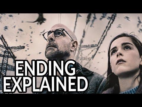 THE SILENCE (2019) Ending & Monster Explained!
