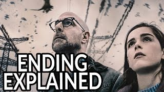 THE SILENCE (2019) Ending & Monster Explained!