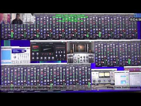 Slave Trade Instrumental Dub Cut 3 - Judgement Series - 2019