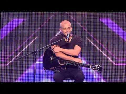 Matt Gresham - Auditions - The X Factor Australia 2012 night 3 [FULL]