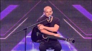 Matt Gresham Auditions The X Factor Australia 2012 Night 3 FULL