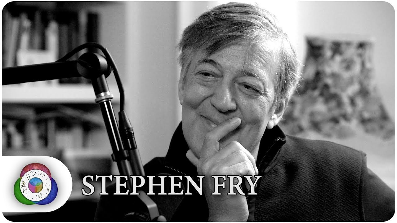 Full Video: Stephen Fry on The Origins Podcast with Lawrence Krauss