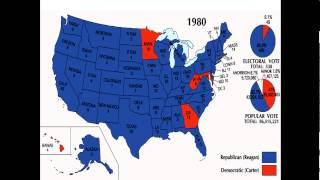 History of the 1980 Presidential Election part 2