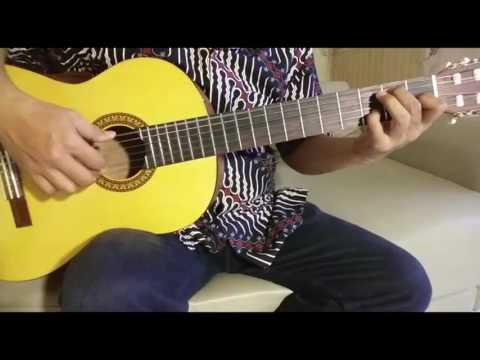 Suwe Ora Jamu -  Waldjinah (Fingerstyle Cover)
