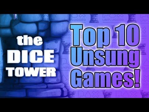 Top 10 Unsung Games