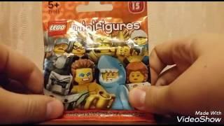 #1 Lego minifigures Розпакування 15 series