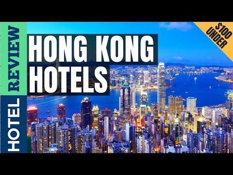 ✅Hong Kong Hotels: Best Hotels In Hong Kong (2019)[Under $100]