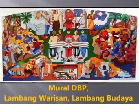 Pemuliharaan dan Baikpulih Mural DBP 2015 - 2016