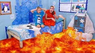 فلاد ونيكي - قصص مضحكة مع ألعاب للأطفال